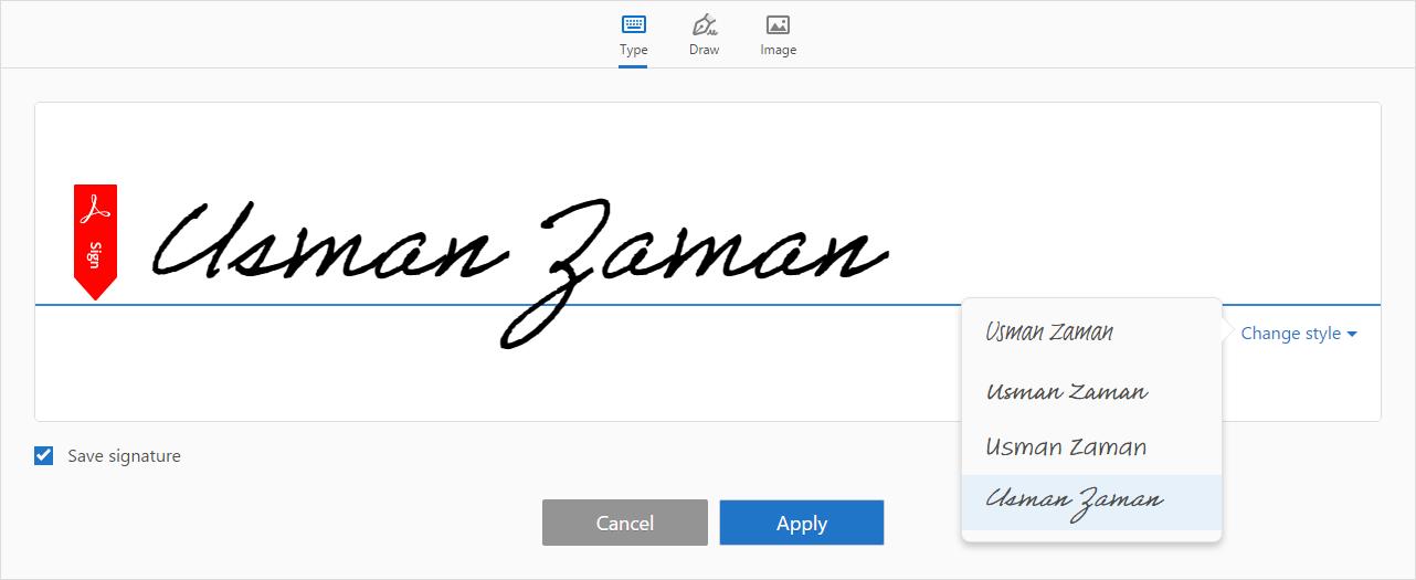 Electronically Signing PDF (Adobe Acrobat) – IT Operations